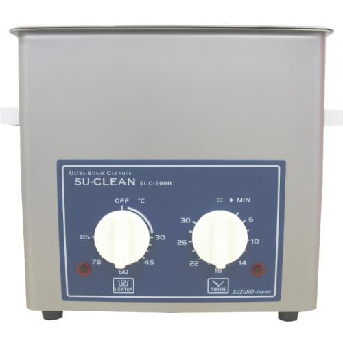 超音波洗浄機 SU-CLEAN(スクリーン) SUC-200H